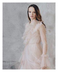 Tulle fashion dres Fashion shoot dlorem