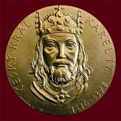 Karel IV.1316-1378 byl 11 český král vládnoucí od 1346-1378 , byl německý, římsko-německý král a císař svaté říše Římské, byl také lombardský král, burgundský, moravský markrabě a v lucemburský hrabě. Uměl 5 jazyků, byl vzdělaný a od jeho doby byl náš stát znám jako koruna česká. Byl autorem  říšského ústavního zákona Zlaté buly, který platil až do zániku svaté říše roku 1806.Založil univerzitu , most, Nové město pražské a Karlštejn.