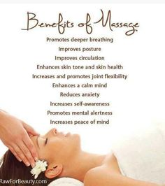 Top 10 reasons Why Should You Get a Massage?