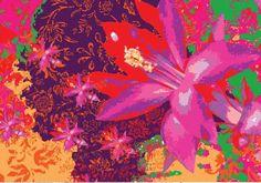 tecido Santa Constancia, coleção verão 2012. O tema desta coleção é BRASIL.