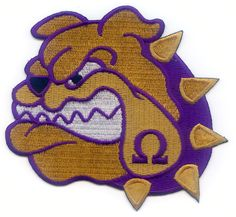 We also provide the absolute best products for the Divine Alpha Kappa Alpha. This sticker is made to stick anywhere be it indoors or out, and it's a die cut to the shape of this artwork. Our stickers made or larger with great detail. Bulldog Mascot, Omega Psi Phi, Alpha Kappa Alpha, Wall Art Quotes, Car Decals, Art Sketches, Monogram, Stickers