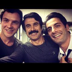Trabalhando entre amigos, salve Eri e Flavio, tudo fica bem mais fácil !#etamundobom
