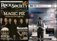 Magazine frontpages