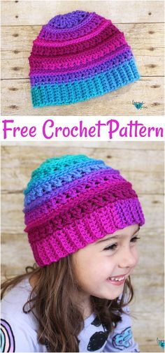 Criss Cross Baby Beanie Free Crochet Pattern-From crochet baby hat to baby booties, little socks for your cutter one, little sweaters, gloves, and many other interesting crochet baby accessories are here. Beanie Knitting Patterns Free, Free Baby Patterns, Crochet Baby Hat Patterns, Crochet Baby Beanie, Knitting Designs, Booties Crochet, Crochet Baby Headbands, Crochet Gloves, Knit Hats