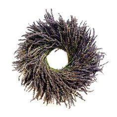 Artisanal Aromatic Lavender Wreath