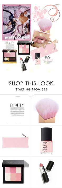 """Pink Beauty"" by youaresofashion ❤ liked on Polyvore featuring beauty, Giorgio Fedon 1919, NARS Cosmetics, Bobbi Brown Cosmetics, Sigma Beauty and Tom Ford"
