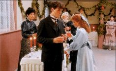 You tend to be a little awkward at parties. 23 Reasons Why You Belong At Green Gables Jonathan Crombie, Lucas Jade Zumann, Anna Green, Anne Of The Island, Road To Avonlea, Megan Follows, Tomorrow Is A New Day, Gilbert And Anne, Orphan Girl