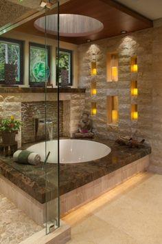 Omg i love this bathroom <3