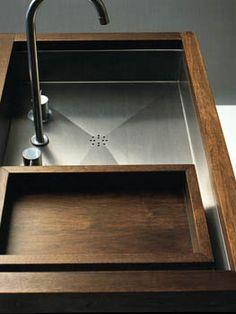 Vincent Van Duysen Sink for Obumex Sink