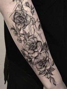 Rose and Skull Hand Tattoos . Rose and Skull Hand Tattoos . Best Rose Tattoo Ever Memorial Tattoo Love You Grandma Skull Hand Tattoo, Skull Tattoos, Forearm Tattoos, Body Art Tattoos, Hand Tattoos, Cool Tattoos, Tattoo Ink, Flower Tattoos, Tatoos