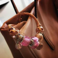 byoujewelsWaiting for the spring...#charms #bracelet #byou #beads #madeinitaly www.byoujewels.com