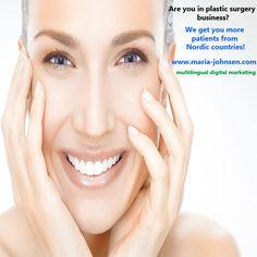 Plastic surgery SEO, social media marketing