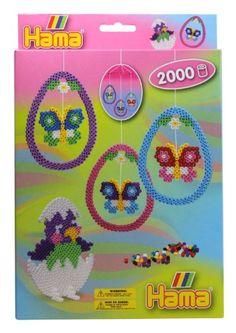 Dan Import 3416 - Original Hama Eier - Mobile Perlen, Geschenkpackung: Amazon.de: Spielzeug
