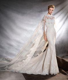 Pronovias collezione 2017 abiti sposa modello Oringo