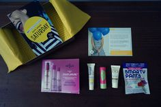 Rebecca Lately // UNBOXING: Birchbox May 2014
