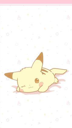 Iphone Wallpaper Cat, Cute Panda Wallpaper, Cute Pokemon Wallpaper, Cute Disney Wallpaper, Kawaii Wallpaper, Cute Wallpaper Backgrounds, Cute Wallpapers, Sweet Drawings, Cute Disney Drawings