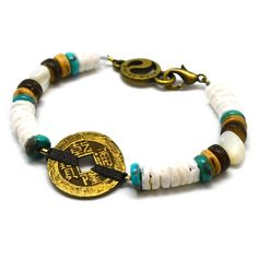 California Dreamer Bracelet  Channel Creativity, Opportunity, and Happiness!
