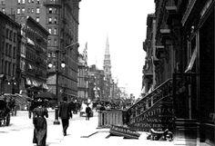 vintage new york city photographs