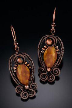 copper wire jewelry