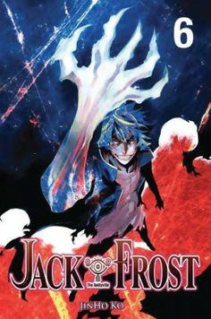 Jack Frost Graphic Novel 6