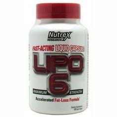 Nutrex Research Lipo-6 White Label