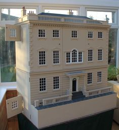 "Anglia Dolls Houses by Tim Hartnall - Ready to ""move in"""