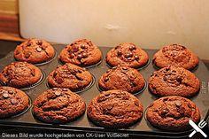 Bananen Nutella Muffins (Rezept mit Bild) von loslechos | Chefkoch.de