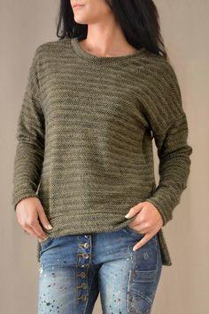 Γυναικεία μπλούζα ψαροκόκκαλο  MPLU-0778-be Γυναίκα - Μπλούζες και πουκάμισα Pullover, Sweaters, Fashion, Moda, Fashion Styles, Sweater, Fashion Illustrations, Sweatshirts, Pullover Sweaters