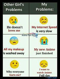 Yeah. That's my problem! #justotaku