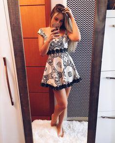 """Dress musinho @luizafashion ❤️"""