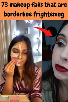 Doing your own makeup can be proved tricky especially if the tutorial you are following isn't easy enough or the makeup you are trying to achieve is too difficult for your amateur skills.