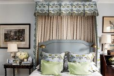 CeCe Thompson bedroom- love the canopy.