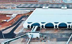 #TKNEWS Sénégal : l'aéroport international Blaise-Diagne  Après dix ans de travaux, l'aéroport devrait être inauguré début décembre... https://bessmachinesblocbeton.com/haberler/437-senegal-l-aeroport-international-blaise-diagne-enfin-pare-au-decollage.html