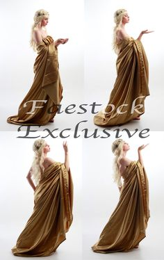 Gold Exclusive 2 by faestock