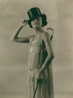 """One of the earliest Black superstars, singer Florence Mills (1896-1927) on August 1, 1923 in 'Dover Street to Dixie' at the London Pavilion. Best known as the lead in the first all-black Broadway musical, """"Shuffle Along"""" in 1921."""