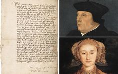 Thomas Cromwell letter to Henry VIII before Anne of Cleves marriage discovered  - Telegraph