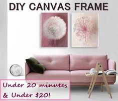 Shop online unusual home decor and wall art at the best prices. The coolest modern, large wall paintings and theme home decor for any room. Dandelion Wall Art, Dandelion Painting, White Dandelion, Home Decor Sale, Home Goods Decor, Home Wall Decor, Room Decor, Large Wall Paintings, Canvas Artwork