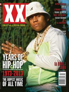 XXL celebrates 40 years of Hip Hop with their latest issue. It will be available with 5 different collector's covers featuring Jay-Z, LL Cool J, Lil Wayne, Outkast and Snoop Dogg. This issue will hit newsstands on December Rap History, Sage The Gemini, Bun B, Dj Mustard, Rap Video, Def Jam Recordings, Strange Music, Hip Pop, Ll Cool J