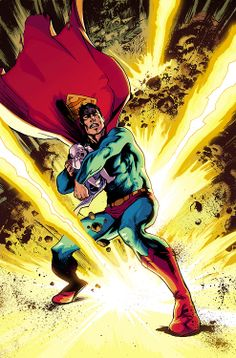 Adventures of Superman by Yildiray Cinar