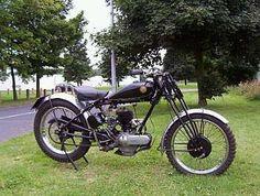 1929 Triumph 494cc Model N De Luxe