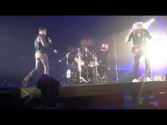 Queen + Adam Lambert - Under Pressure (Live @ Metro Radio Arena, Newcastle, UK, 12-01-2015) - YouTube