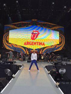 Buenos Aires show-1 La Plata 07-Feb-2016 Rolling Stones live updates