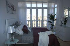 Bedroom design. Zara home details.