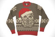 Новогодние свитеры в стиле «Звёздных войн»