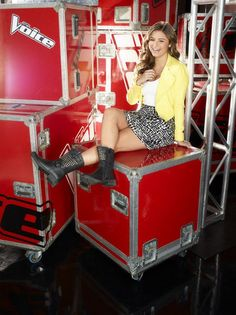 """Jacquie Lee The Voice Top 10 """"Clarity"""" Video 11/18/13 #TheVoice  #JacquieLee"""