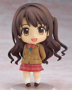 "Crunchyroll - ""Expelled from Paradise,"" ""iM@s Cinderella Girls"" Uzuki Shimamura and ""Touhou"" Patchouli Knowledge Nendoroids Go On Sale"
