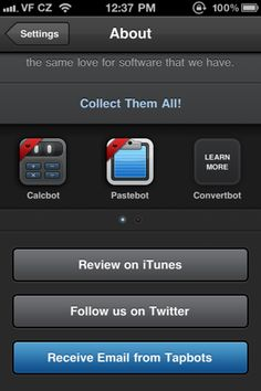 Calcbot — The Intellig...