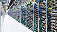 where the internet lives: behind the scenes at google's data centers