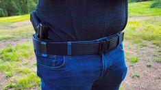 Kore Gun Belts Ccw gun belt thickness (l to r, daltech, crossbreed, crossbreed, relentless tactical). kore gun belts