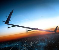 First look at Facebook's drone prototype, which has a wingspan greater than a Boeing 737